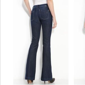 DL1961 Joy High Rise Flare Leg Denim